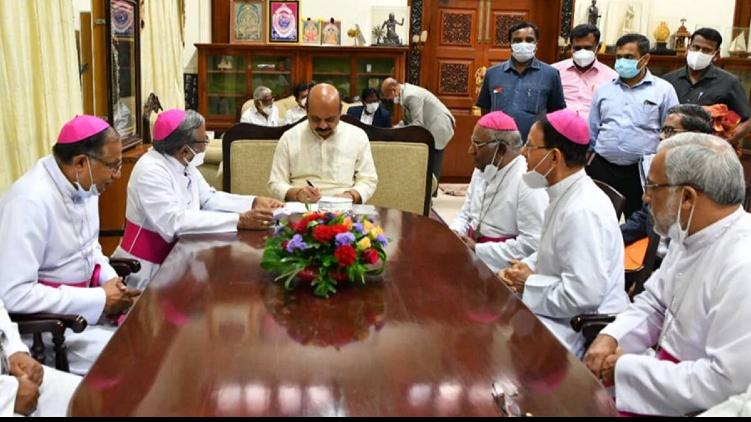 Karnataka for anti-conversion law