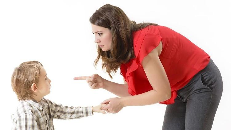 punish children