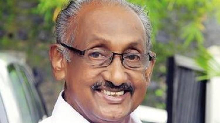 KC Joseph Supports Chennithala
