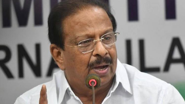 Semi cadre party K Sudhakaran