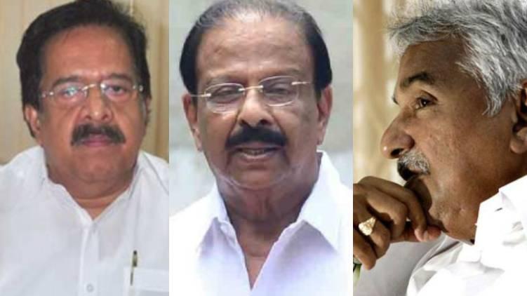 k sudhakaran on congress issue