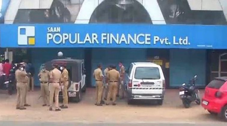 Popular finance Enforcement Directorate