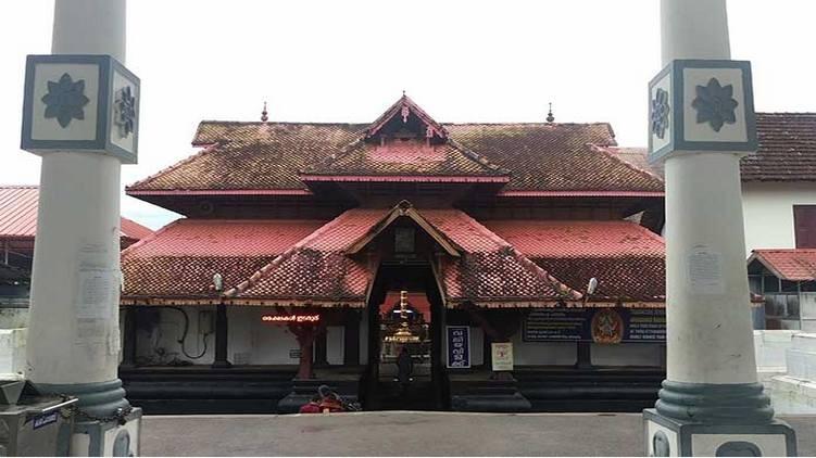 Eattumanoor temple ornament missing