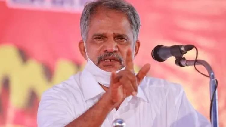 a vijayaraghavan against bishop