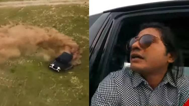 case against murshid vlogger
