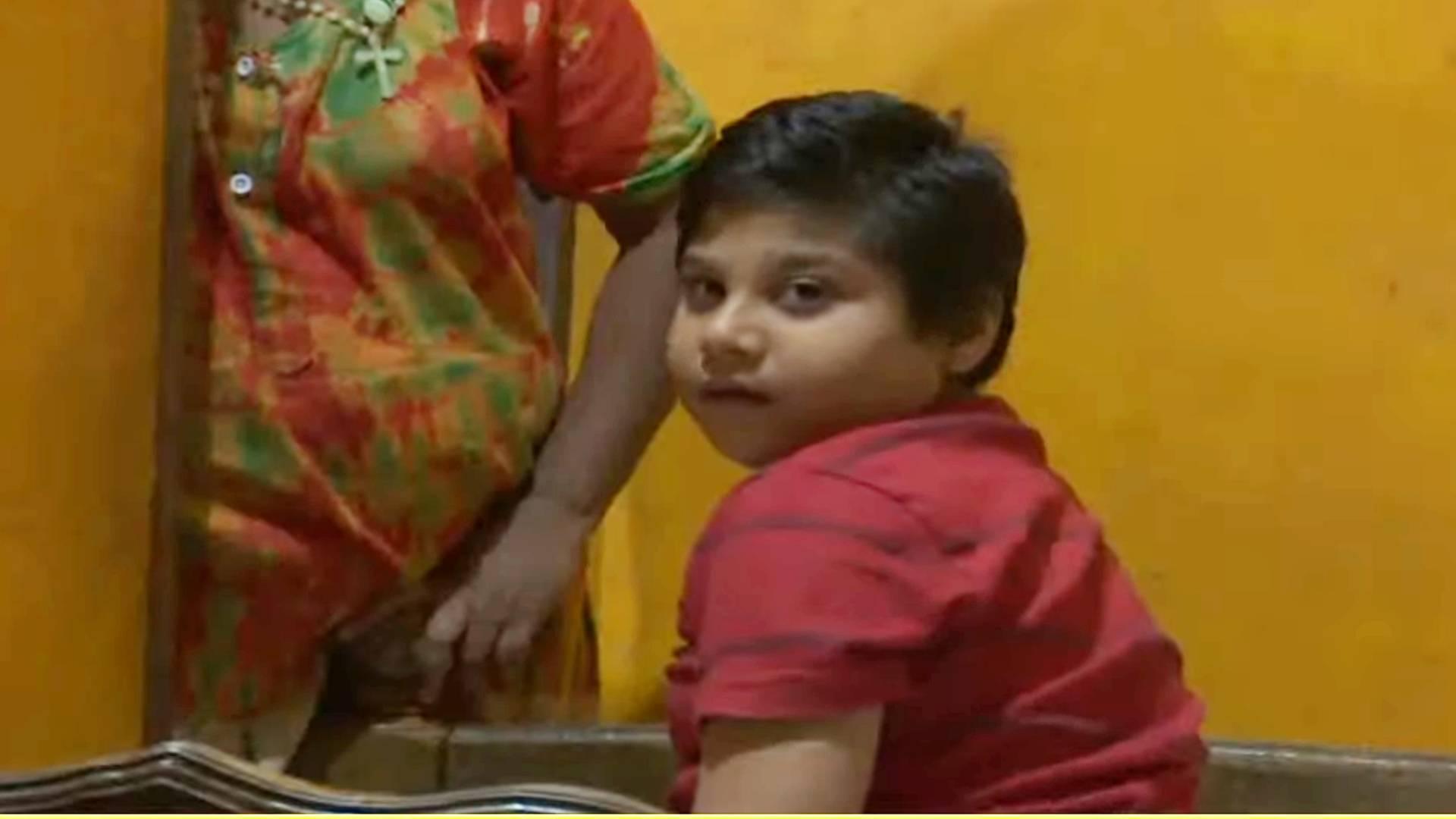 cerebral palsy boy help