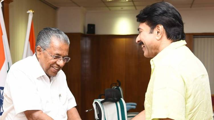 cm wishes to mammootty