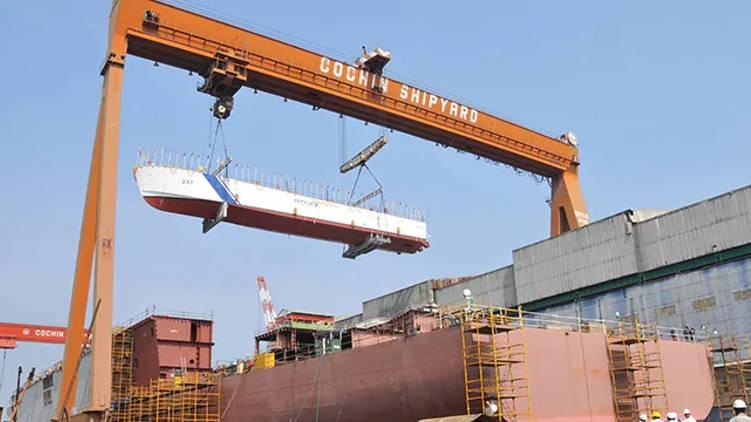cochin shipyard police