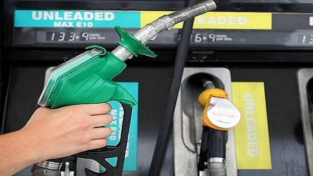 diesel price increased