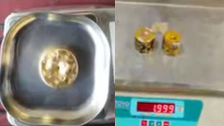 gold seizes in karipur