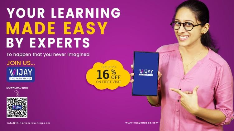 vijay edu app