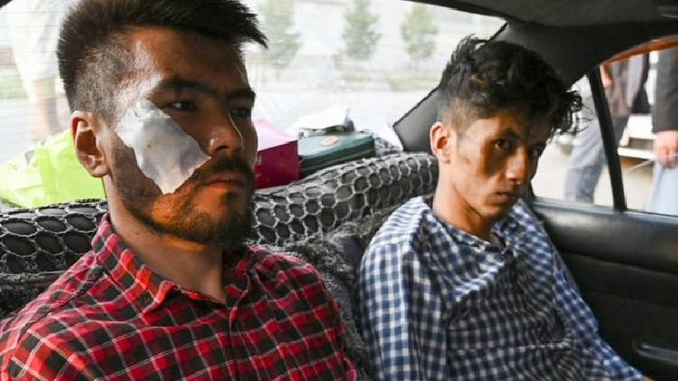 journalists attacked in kabul
