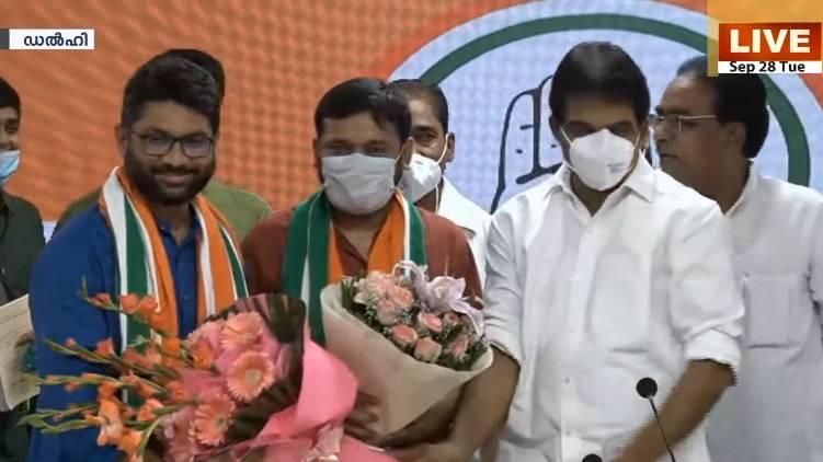 kahaiya kumar joins congress