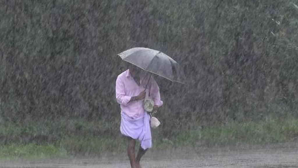 kerala rain ill Tuesday