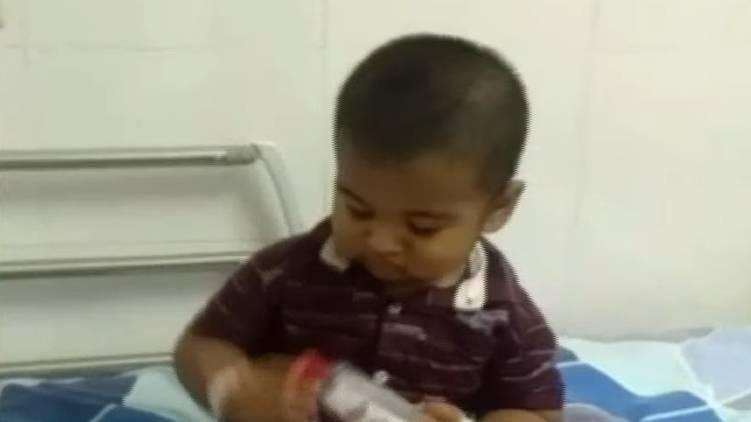 kid vaccine mistake