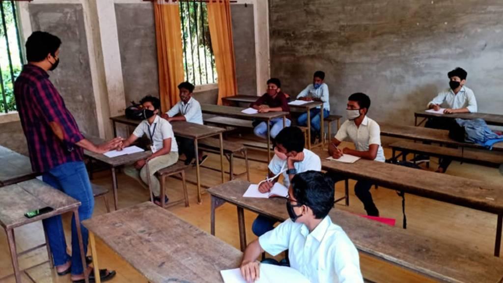 no teacher 54 higher secondary batches
