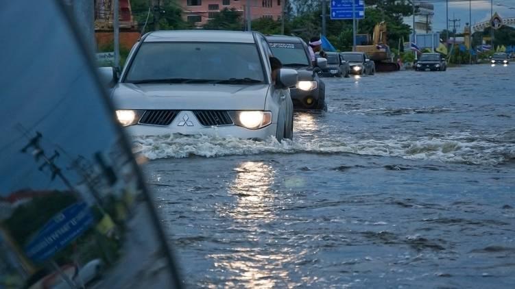 north india flood threat