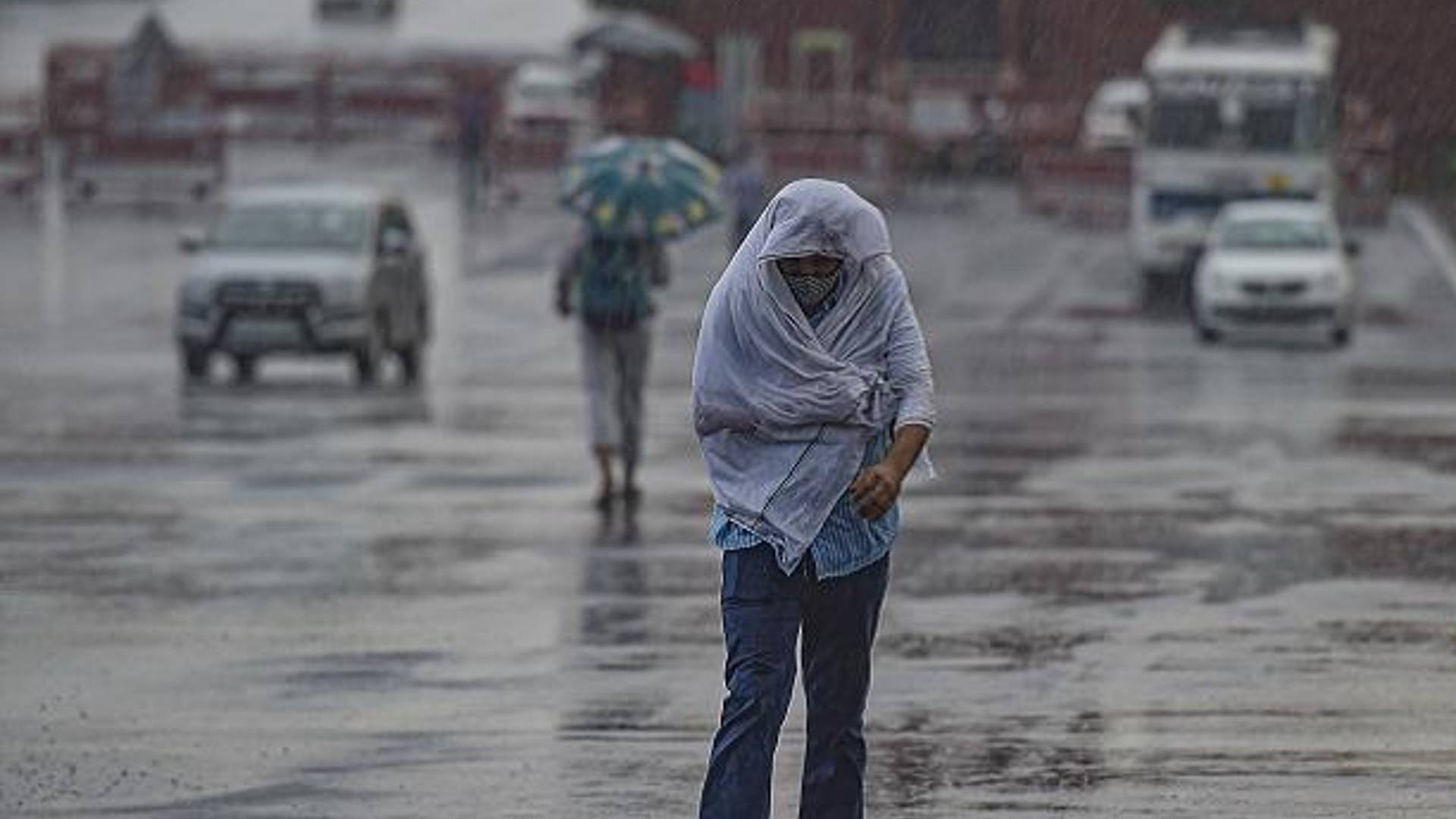 north indian rain