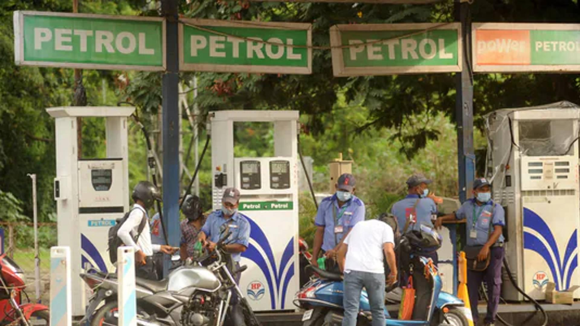 petroleum products GST
