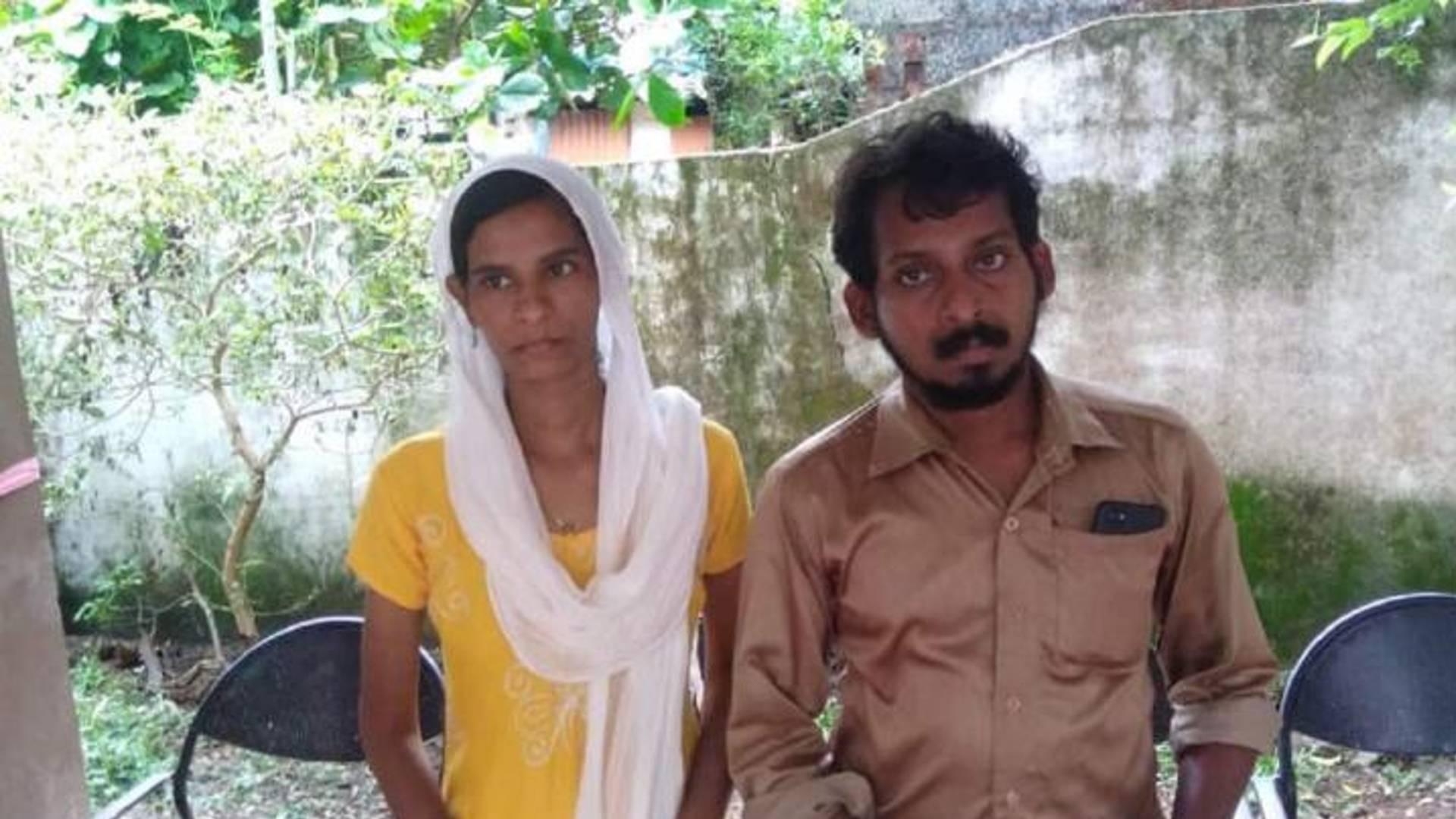 rahman sajitha got married