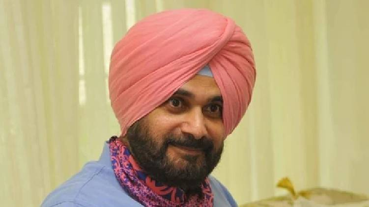 sidhu reaction after resignation