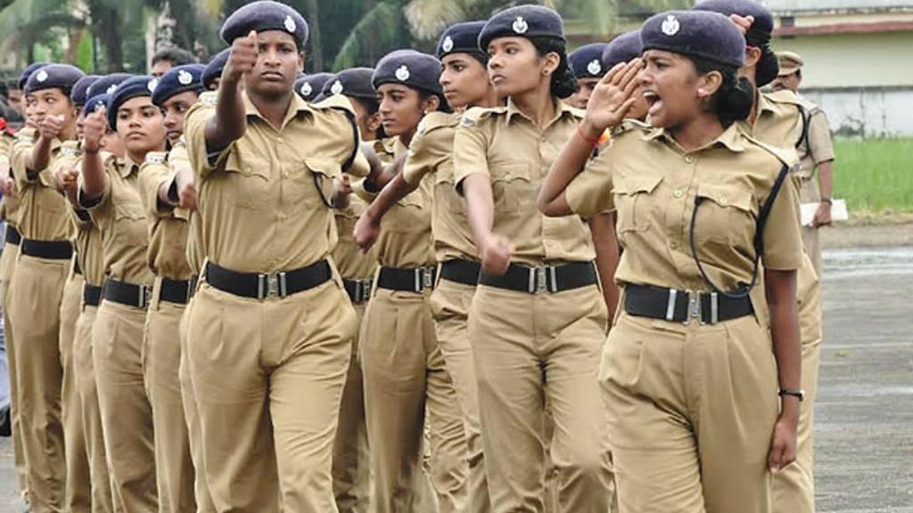 student police cadet uniform