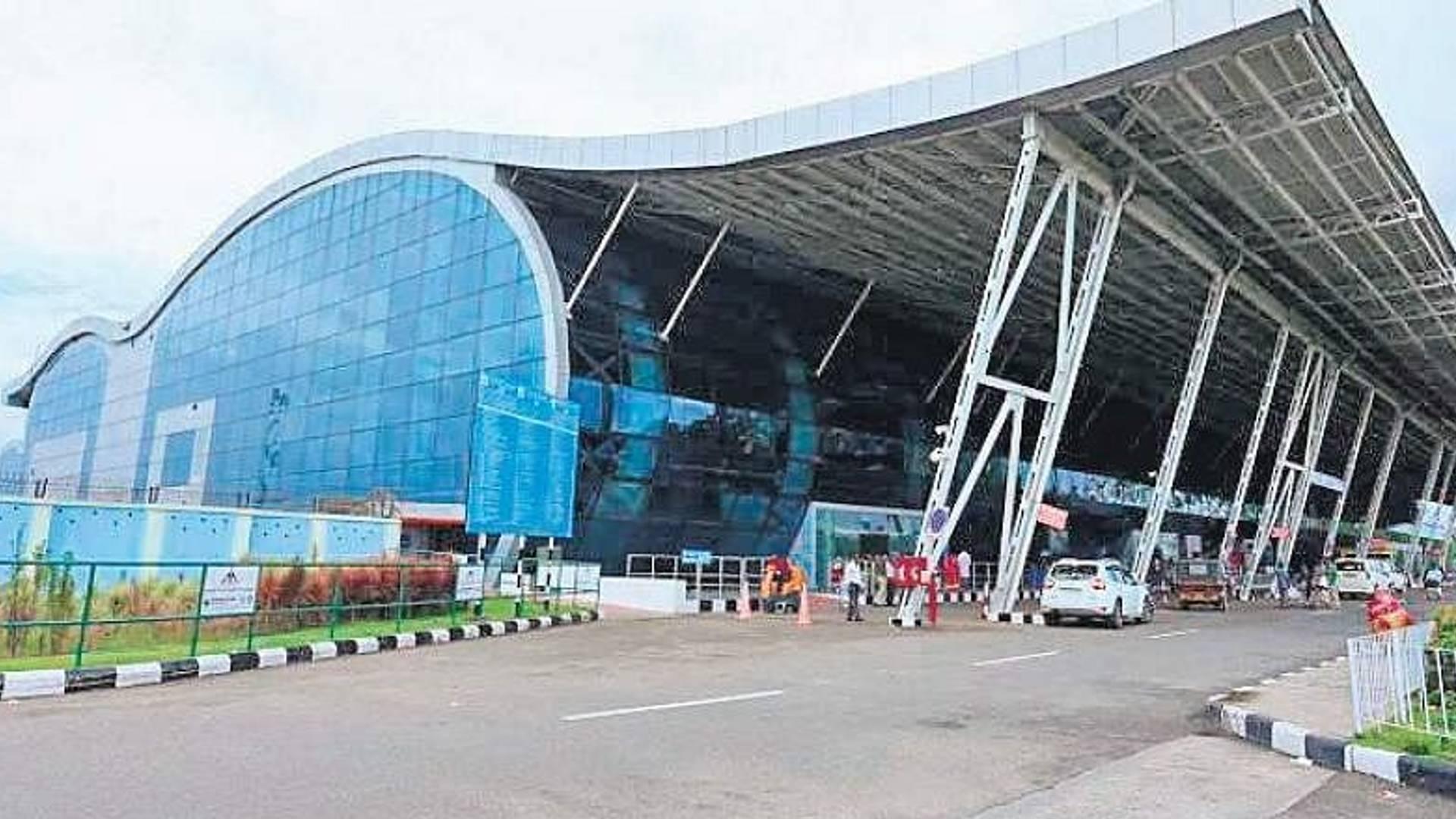 thiruvananthapuram airport adani