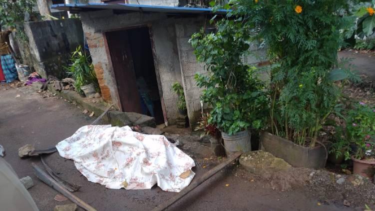 thiruvananthapuram mother killed