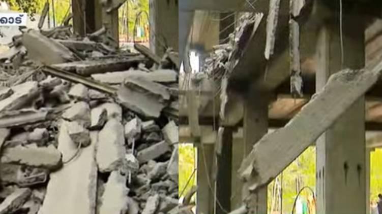 two dead slab collapse kozhikode