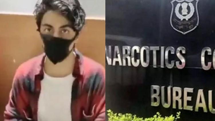 aryan khan ncb custody