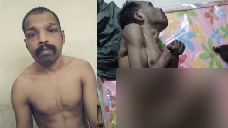 starvation of young men with cerebral palsy