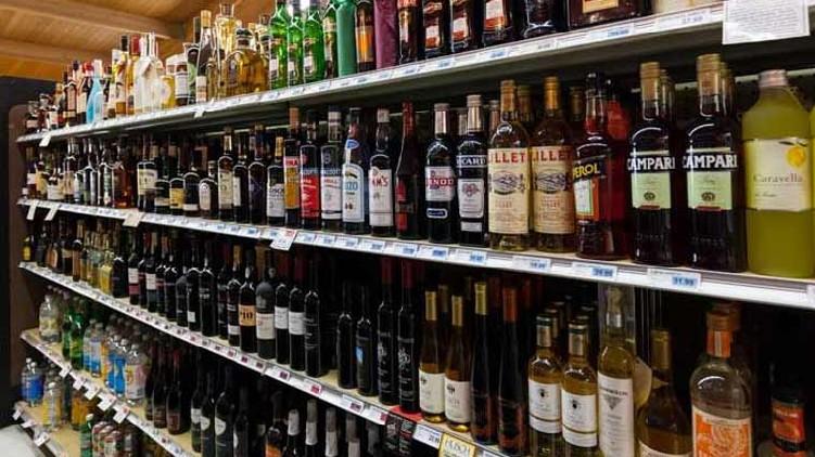 consumerfed liquor shop