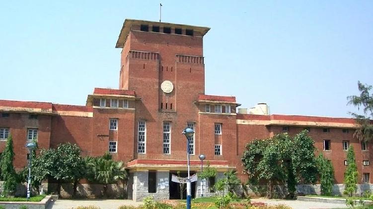 delhi university mark jihad