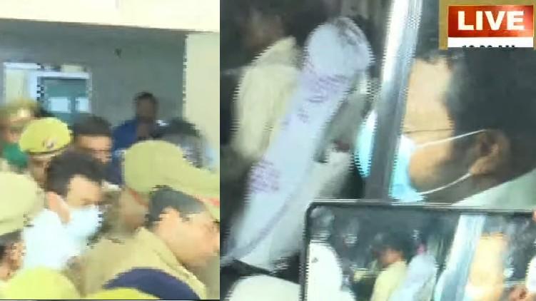 ashish mishra arrest