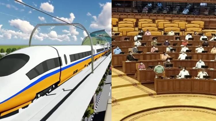 k rail in niyamsabha