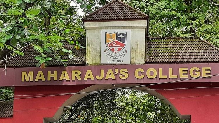 maharajas college tree felling
