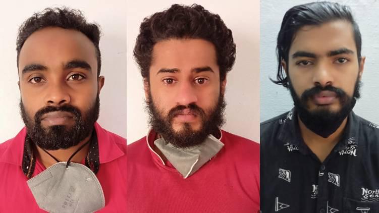 3 arrested for rape wayanad