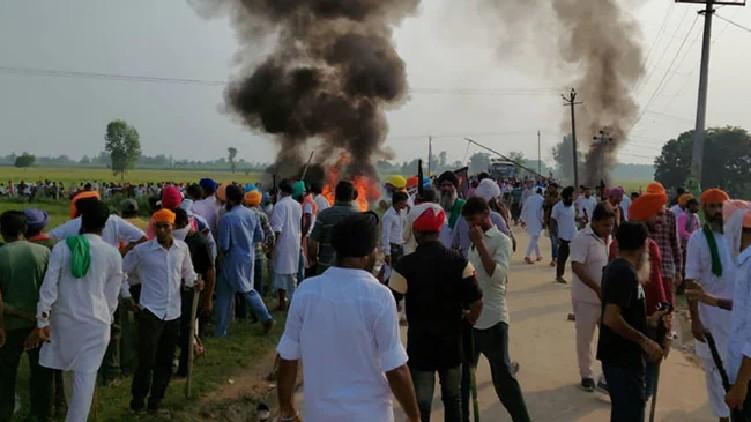 lakhimpur kheri protest update