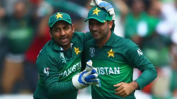 changesin pakistan world cup