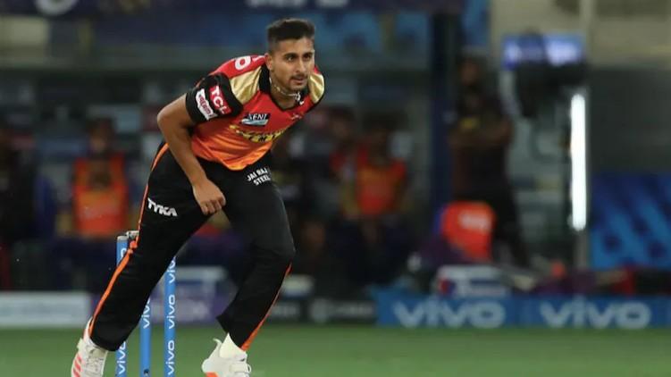 Umran Malik net bowler