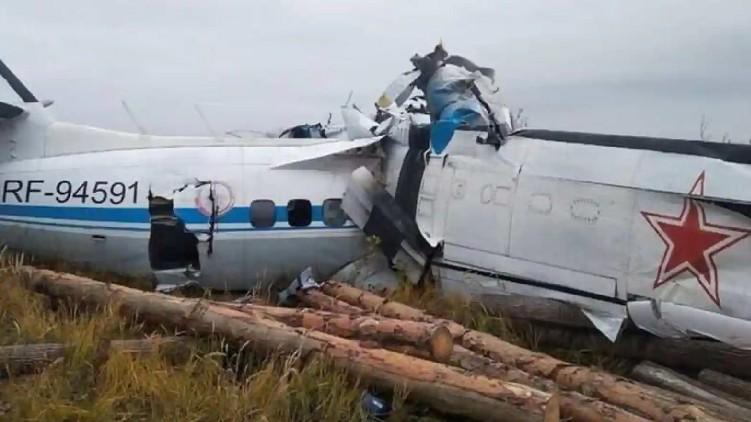 Russian plane passengers dead