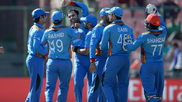 ICC Afghanistans World Cup