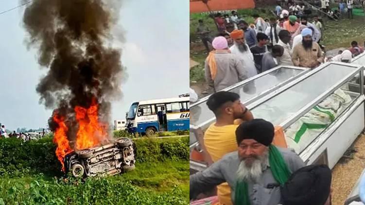 judicial investigation lakhimpur attack
