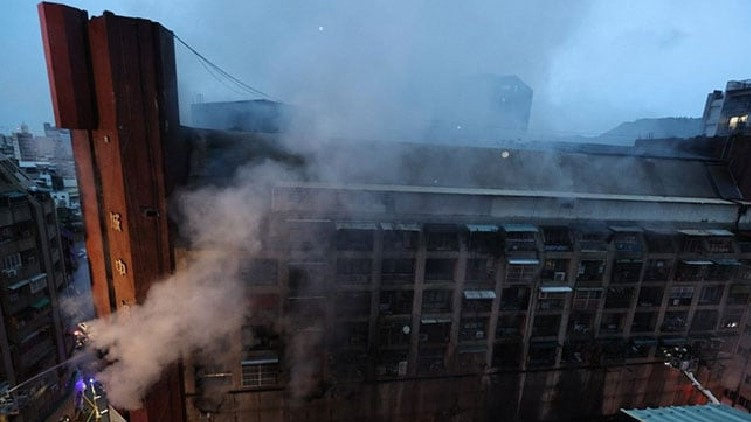 Dead Fire Taiwan Building