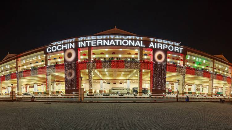 cial begins international services