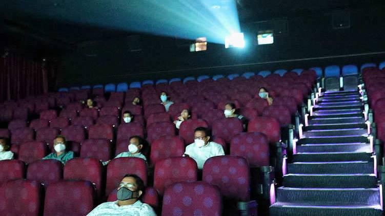 confusion regarding theatre opening