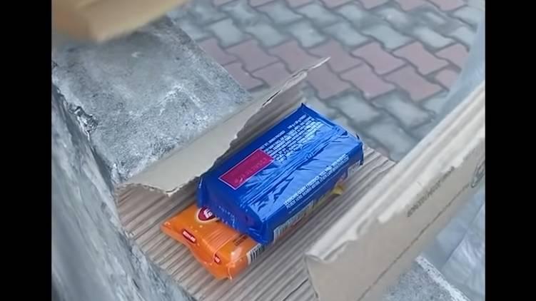 flipkart sends soap