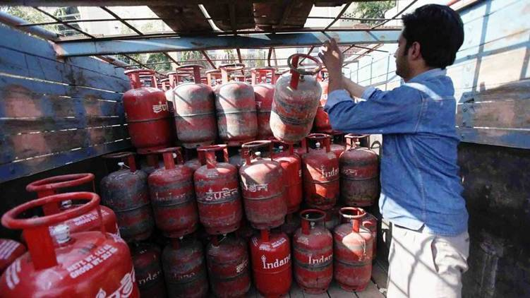 gas cylinder price increased