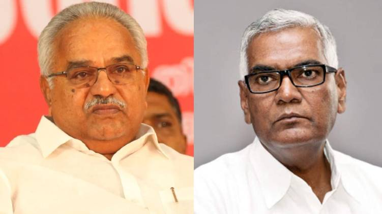 d raja against kanam rajendran
