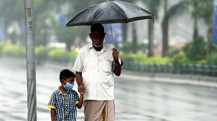 kerala expect rain till Tuesday